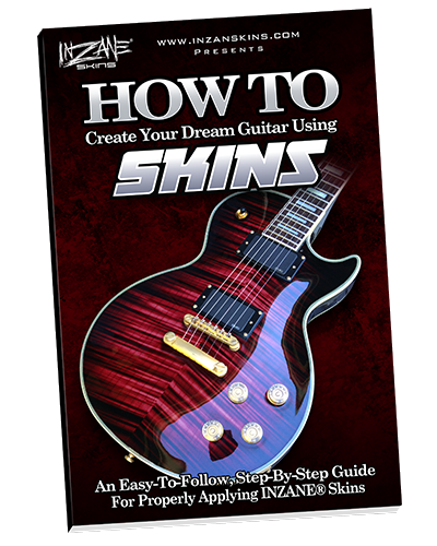 INZANE SKINS - guitars skins made easy