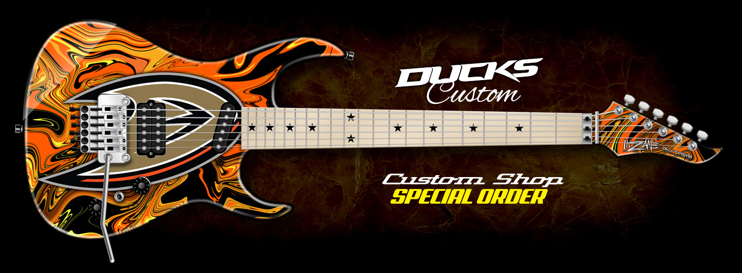 dream guitar custom shop